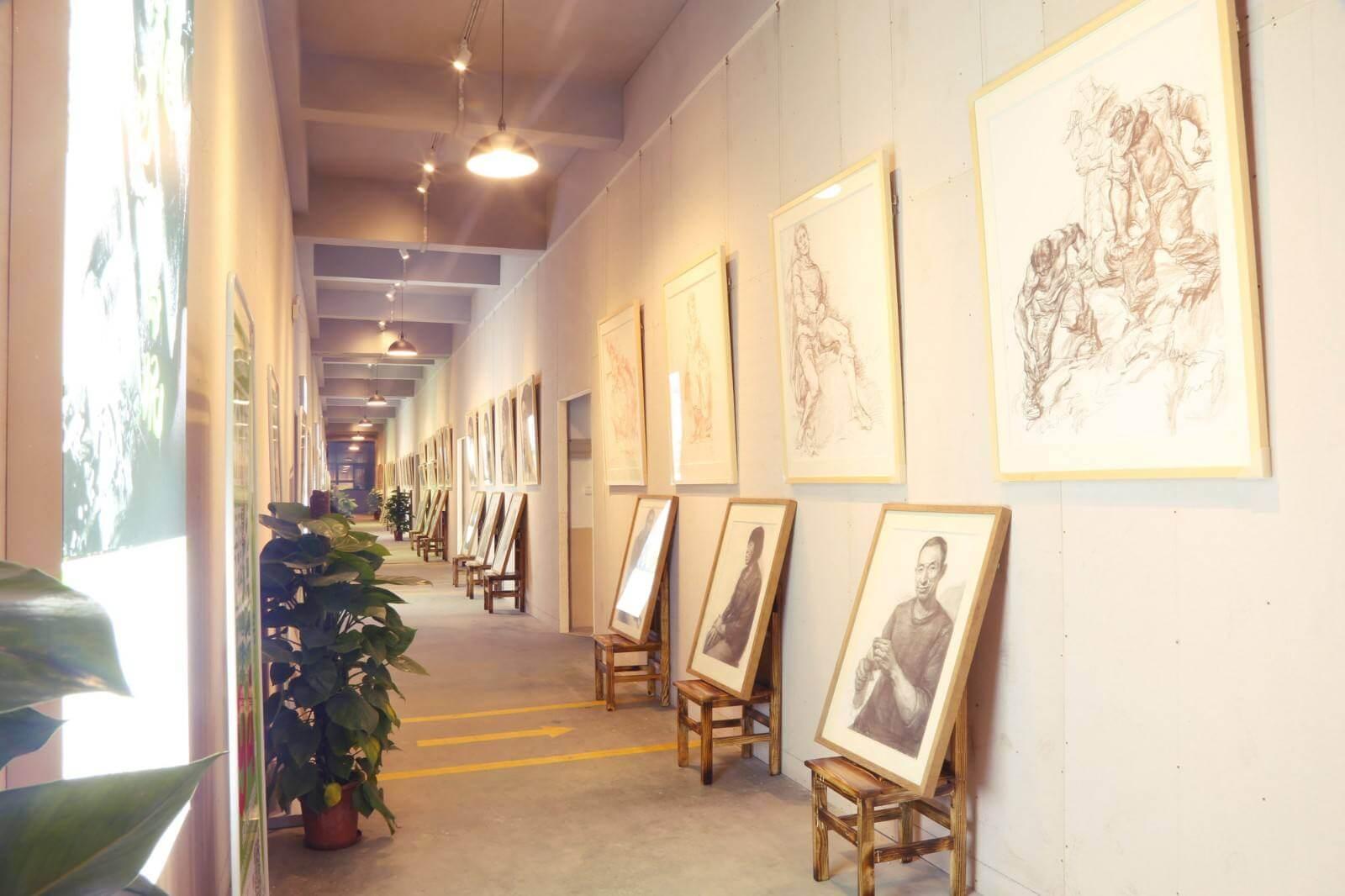 广东画室,广州联考画室,广州美术成绩