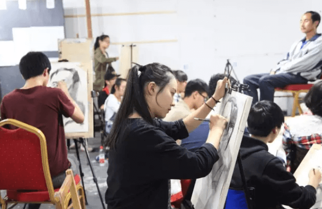 广州画室_广州美术培训班