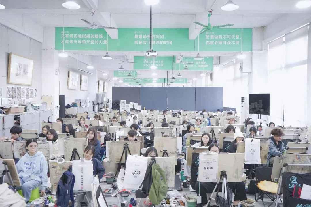 2021届广州美术集训画室联考圆满落幕