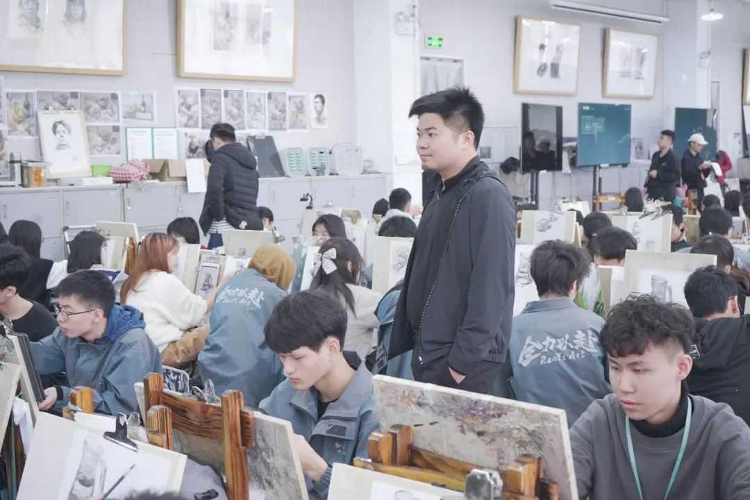 重大消息!!广州美术校考班已正式开课啦!