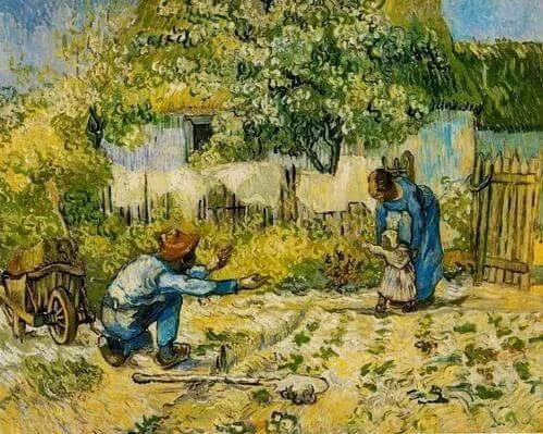 在这些艺术画家的眼中,父亲是一位怎么的存在呢?